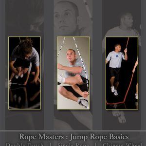 Jump Rope Basics DVD