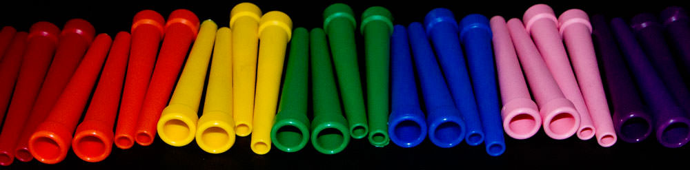 Jump Rope Handle Colors