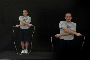 Criss Cross Jump Rope Skill
